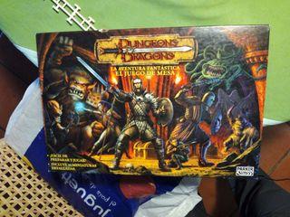 Juego del Rol - Tablero Dungeons & Dragons.