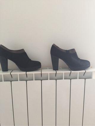 Zapato Abotinado Callaghan T37
