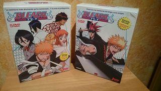 Pack Edición Limitada DVD Bleach, capítulos del 1 al 41, incluye extras