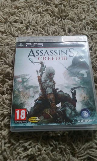 Juego assassin's creed lll