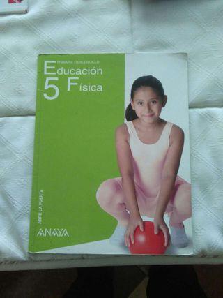 Educacion fisica 5° primaria