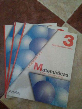 Matematicas 3° eso