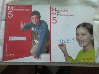 Matematicas 5° de primaria