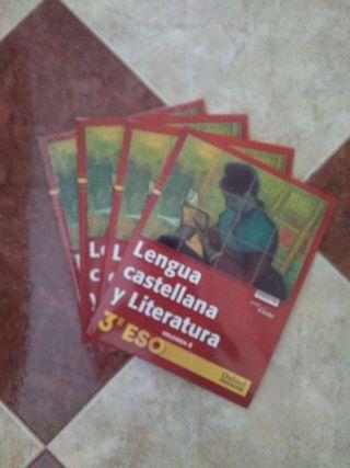 Lengua castellana y literatura 3° eso