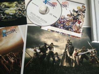 Dissidia Final Fantasy PSP Edición Coleccionista