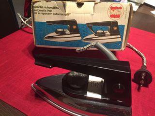 Plancha Eléctrica Vintage Antigua Solac