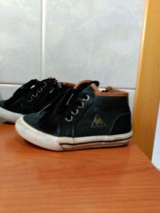Zapato botín niño talla 23
