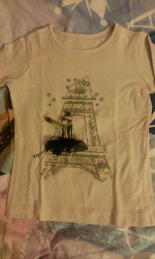 Camiseta LILI GAUFRETTE talla 8 años