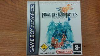 Final fantasy Tactics GBA
