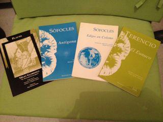 Libros De Literatura Clásica