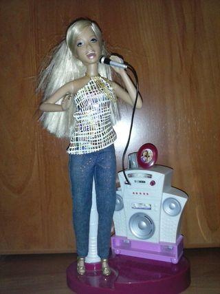 Barbie cantante