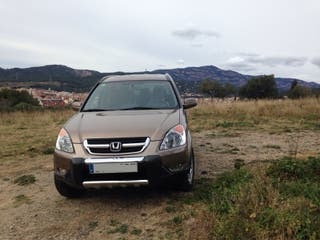 Honda CRV 4x4