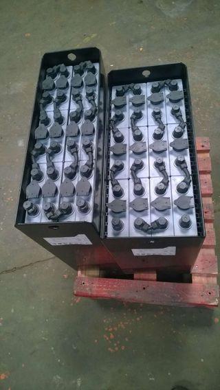 Baterías de Tracción a medida para Carretillas elevadoras, transpaletas y apiladores