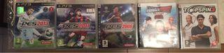 5juegos Ps3 Playstation 3