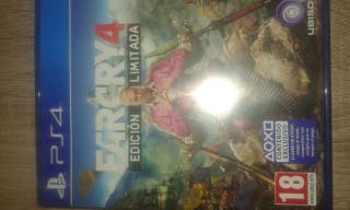 Farcry 4 PS4