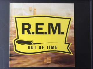 REM Out Of Time Vinilo.