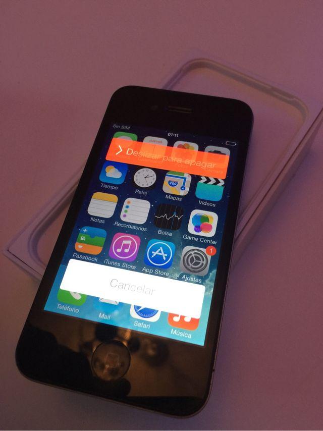Iphone4 Libre