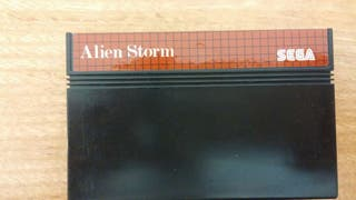 Alien storm MASTER SYSTEM