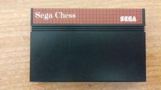 Sega chess MASTER SYSTEM