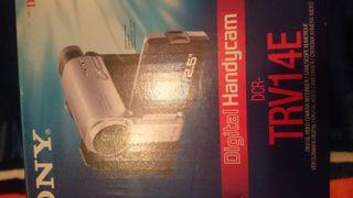 Vendo cámara de vídeo