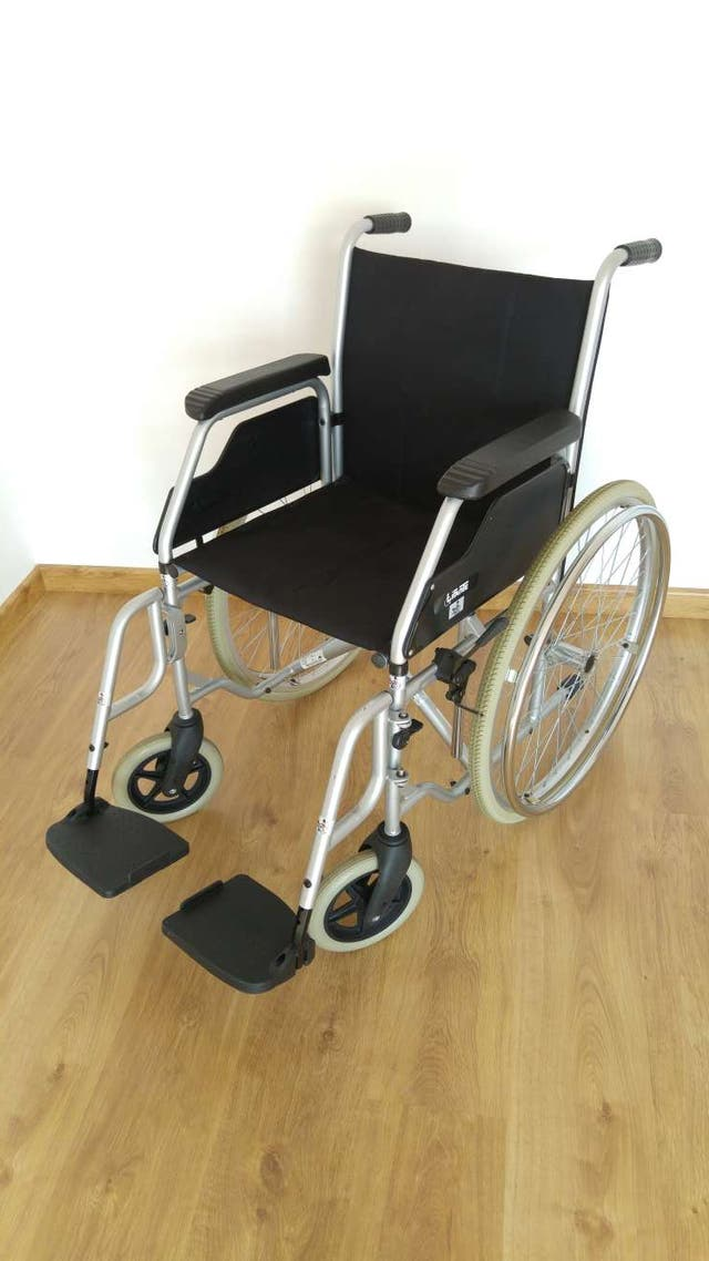 silla de ruedas live