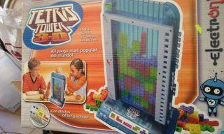 Juego Tetris Electrónico