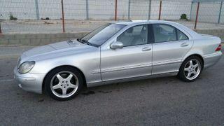 Mercedes s 500 306 cv