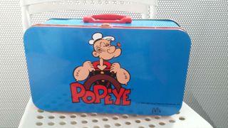 Maletín retro Popeye