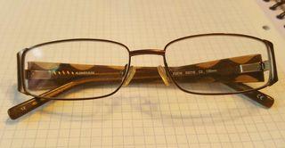 Montura gafas Jr y adulto