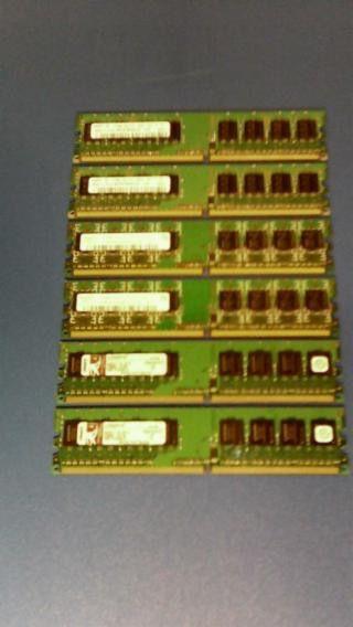 Memoria Ram 512mb DDR2