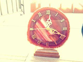 Relojes en piedras semipreciosas