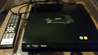 Reproductor dvd con usb