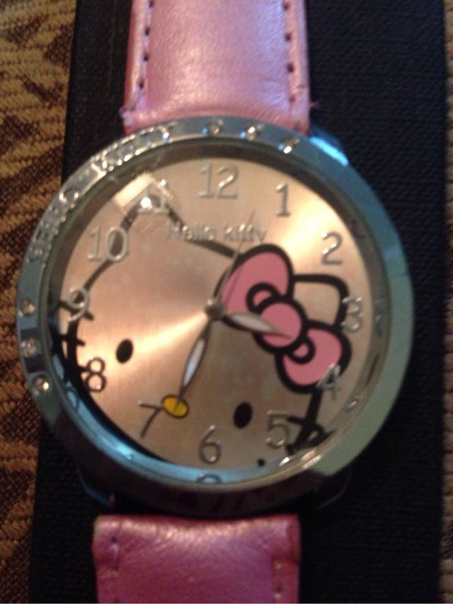 Reloj Hello Kitty!!