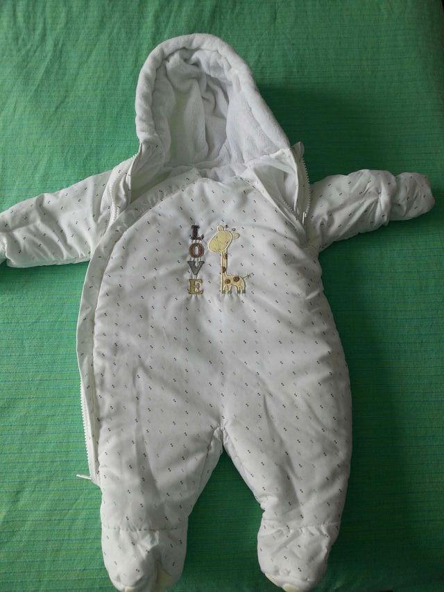 Lote mothercare jirafa