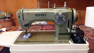 Maquina de coser REFREY INDUSTRIAL