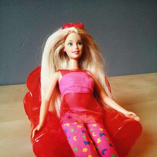 Barbie Sit in Style