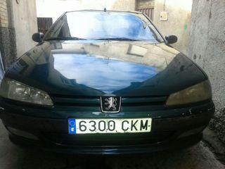 Peugeot 406 turbo diesel del 97