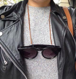 Cordón de piel (Marca Loop) para Gafas