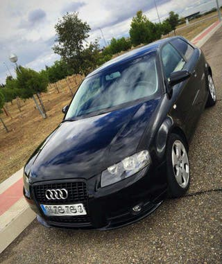 Audi A3 2.0 tdi 140 cv sline
