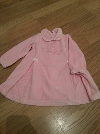 Vestido niña 3-6 sin estrenar
