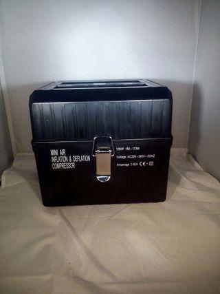 Compresor infla/desinfla