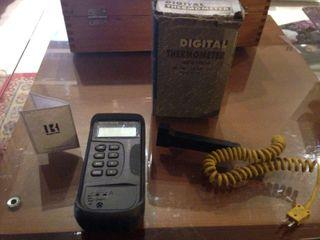 Termómetro Digital Newtron