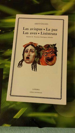 Libro de Lisistrata