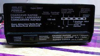 Cargador de baterias rc