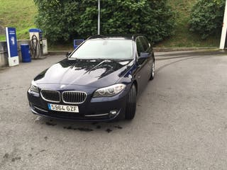 Bmw 520d Touring Año 2010