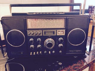 Radio Grundig Satellit Stereo Professional 2400 SL