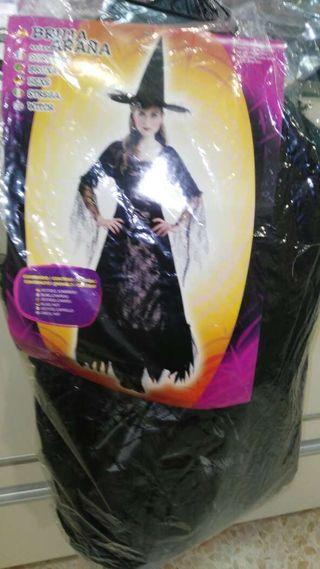 Disfraz bruja
