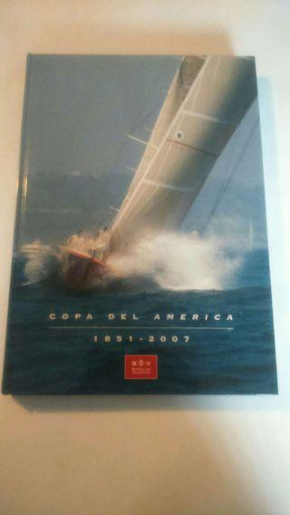 Libro Copa del América 1851-2007