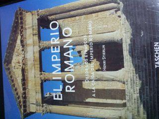 Libro arquitectura del imperio romano