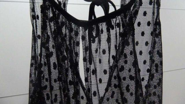 Vestido Negro NUEVO - Veneno en la piel